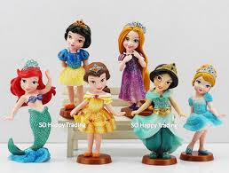 Disney Princess Q Version Figurine End 7312018 1015 Pm