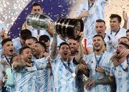 الأرجنتين يتوج بلقب كوبا أمريكا للمرة ال15 في تاريخه (شاهد)