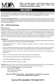 12 Project Manager Job Description Recentresumes Com