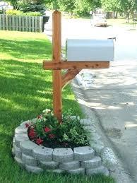 mailbox post design ideas. Mailbox Post Ideas Mail Box Manatee  With . Design