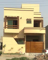 Small Picture House designs in pakistan for 5 marla House and home design