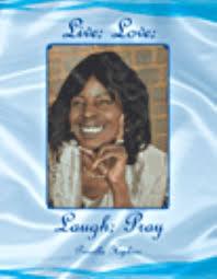 Live-Love-Laugh-Pray By Priscilla Hopkins
