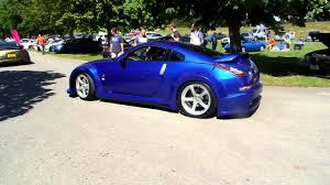 nissan 350z modified blue. Fine Blue Modified Nissan 350z To Blue I