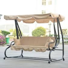 indoor swing furniture. Best Patio Swing With Canopy Hammock Outdoor Balcony Chair Egg Hanging 3 Person - Indoor Furniture