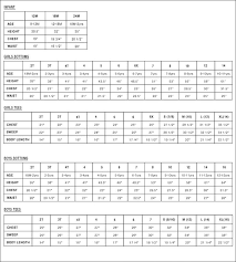 7 For All Mankind Baby Size Chart For All Mankind Size Chart Seven Jeans Famous Measurement
