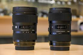 the sigma 18 35mm f 1 8 dc hsm art lens for nikon f mount is 250 off today only