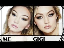 gigi hadid makeup tutorial or how to trick zayn