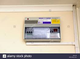 fusebox house stock photos & fusebox house stock images alamy domestic fuse box regulations domestic electricity fusebox installed into a uk flat stock image