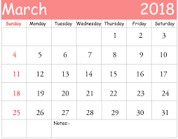 blank march calendar 2018 march 2018 monthly calendar printable templates printable