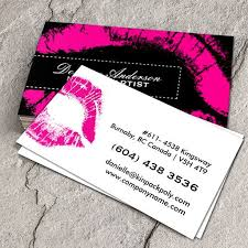 awesome free makeup business cards 55 on auto repair logo ideas with free makeup business cards
