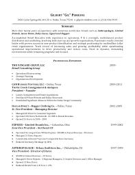 Associate Resume Retail Sales Associate Resume