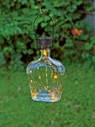 Glass bottles and jars that you have collected at home can be used ...