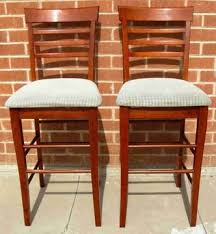cherry bar stools. Impressive Inspiration Cherry Wood Bar Stools 80 2 Matching Ashley Solid Speedway Craycroft Swivel 31