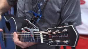 Kyser Short Cut Capo Chord Chart Kyser Short Cut Capo Expands The Palette Of Your Guitar