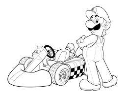 Free Printable Mario Coloring Pages For