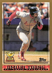 Dmitri Young launched Cards on productive DH run | RetroSimba