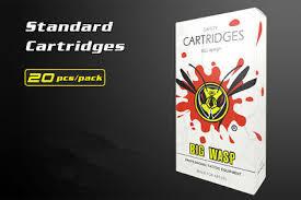 Professional Disposable <b>Sterilized Tattoo Needle Cartridge</b> 7 Round ...