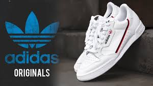 adidas <b>ORIGINALS</b> CONTINENTAL 80 | REVIEW - YouTube