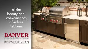 Brown Jordan Outdoor Kitchens Danver Stainless Outdoor Kitchens Brown Jordan Outdoor Kitchens