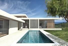 maison de rêve contemporaine de plain pied réalisée par les architectes partenaires d archi maison sciacca architecture design maison rêve