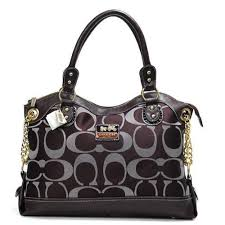 Coach Legacy Pinnacle Lowell In Signature Large Coffee Satchels ADV Give  You The Best feeling!