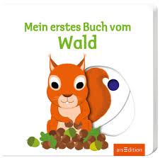 Mein Erstes Buch Vom Wald Bilderbuch Ab 18 Monate