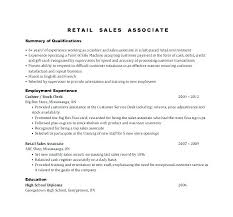Objectives For Retail Resume Best Of Retail Sample Resume Administrativelawjudge