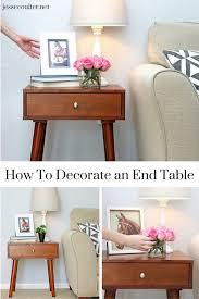 end table decor. End Table Decor Related End Table Decor