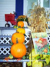 Decorating For Fall 2  Autumn Decorating Ideas  Fall Outdoor Decorating For Fall