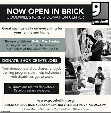 now open in brickgoodwill donation centergoodwillgreat savings daily on everything foryour family and home