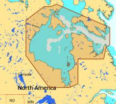 Bluewater Books Charts Nac222 Nt Hudson Bay And Hudson