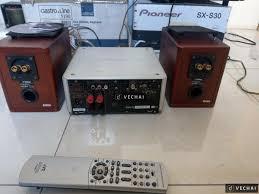 Bộ dàn mini loa màng gỗ JVC EX A1 nội địa Nhật 5,8 triệu 0984052929 -  vechai.org