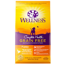 Complete Health Grain Free For Puppy Wellness Pet Food