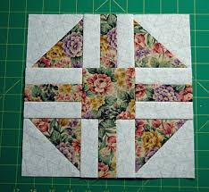 Paths and Stiles Is an Easy Patchwork Quilt Block | Friendship ... & Paths & Stiles Quilt Block - Versions of the traditional Paths & Stiles quilt  block have Adamdwight.com
