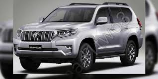 2018 toyota urban cruiser. delighful urban revealing the facelifted 2018 toyot current fourth generation toyota  land cruiser  inside toyota urban cruiser