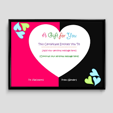 Fillable Certificates Gift Certificate Template 6 Fillable Certificate Formats For Word