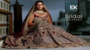 Erum Khan Dress Designer New Arrivals Erum Khan Luxury Bridals Collection Fashion World