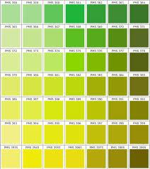 Pantone Green Color Chart Lime Green Pantone Color Home Decorating Ideas Interior