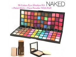 3 eye shadow kit