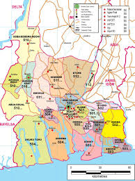 The first three numbers help identify the region /district and the last three pinpoint the delivery location, urban area, or post office. Nigeria Zip Codes My Area S Zip Code