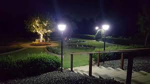constitute solar garden lighting system