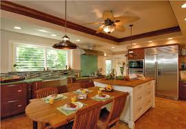 ceiling fan for kitchen with lights. Unique For Attractive Ceiling Fan For Kitchen With Lights And Pendants  Find Your Lighting Style Regard To Throughout I