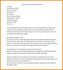 salary counteroffer letter best ideas of salary counter offer letter sample modern day captures