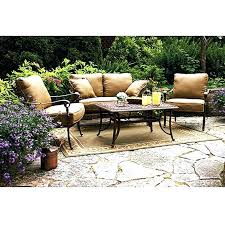 lake in the woods conversation replacement cushion set garden center lansing il c