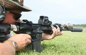 Ar 10 Vs Ar 15 How Stoners Rifles Stack Up Gun Digest