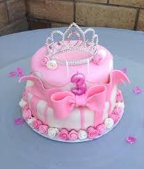 Princess Cake Designs Birthdays Ideas For Ias Pink Birthday Para