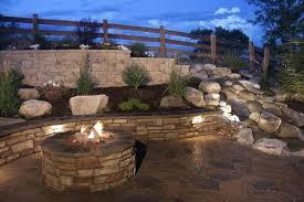 outdoor lighting ideas for backyard. Outdoor Backyard Lighting Ideas Accent Landscape Design . For T