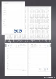 Daily Planner Template 2020 Template For Layout Of Daily Planner For 2019 Year Design