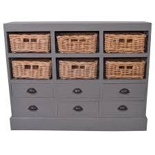 decorative storage cabinets. Perfect Storage Decorative Storage Cabinets Furniture Grey Rustic  U0027Nantucketu0027 Cabinet Throughout A