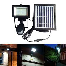 Amazon Prime Solar Garden Lights Solar Garden Lights 54 Led Pir Motion Sensor Solar Wall